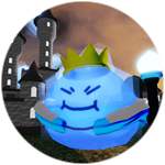 Roblox Tower Heroes - Badge Defeat the Inferno Slime King!