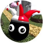 Roblox Tower Heroes - Badge Defeat the Jester Egg! [MEDIUM]