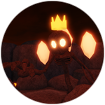 Roblox Tower Heroes - Badge Defeat the Petrified Skeleton King!