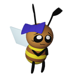 Roblox Tower Heroes - Badge Defeat the Ruby Bee Queen [HARD]