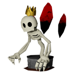 Roblox Tower Heroes - Badge Defeat the Skeleton King!