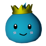 Roblox Tower Heroes - Badge Defeat the Slime King!