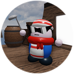Roblox Tower Heroes - Badge Defeated Bronze Goblin Captain!
