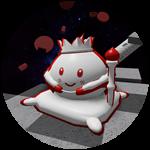 Roblox Tower Heroes - Badge Defeated Chaos Kingdom Medium Mode!