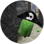 Roblox Tower Heroes - Badge Defeated Silver Goblin Captain!