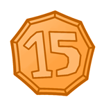 Roblox Tower Heroes - Badge Level 15