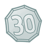 Roblox Tower Heroes - Badge Level 30