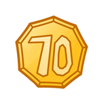 Roblox Tower Heroes - Badge Level 70