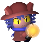 Roblox Tower Heroes - Badge (Niko) You Defeated a Mimicbot!