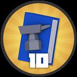 Roblox Treasure Quest - Badge 10 Crafts!