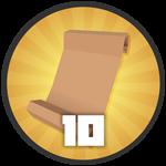Roblox Treasure Quest - Badge 10 Quests!