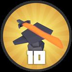 Roblox Treasure Quest - Badge 10 Upgrades!