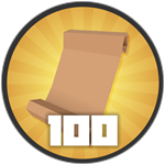 Roblox Treasure Quest - Badge 100 Quests!