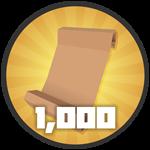 Roblox Treasure Quest - Badge 1,000 Quests!