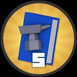 Roblox Treasure Quest - Badge 5 Crafts!