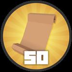 Roblox Treasure Quest - Badge 50 Quests!