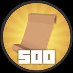 Roblox Treasure Quest - Badge 500 Quests!