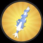 Roblox Treasure Quest - Badge Celestial Edge!