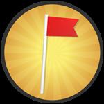 Roblox Treasure Quest - Badge Claim The Mountain