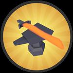Roblox Treasure Quest - Badge First Upgrade!