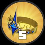 Roblox Treasure Quest - Badge Level 5!