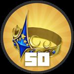 Roblox Treasure Quest - Badge Level 50!