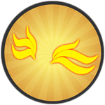 Roblox Treasure Quest - Badge Solar Wings