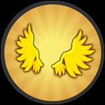 Roblox Treasure Quest - Badge Sun Wings