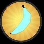 Roblox Treasure Quest - Badge Thunder Banana!