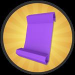 Roblox Treasure Quest - Badge You found a Scroll!