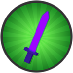 Roblox Treasure Quest - Badge You found the Crystal Blade!