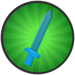 Roblox Treasure Quest - Badge You found the Ice Blade!