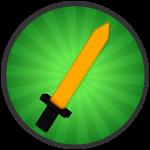 Roblox Treasure Quest - Badge You found the Lava Blade!