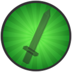 Roblox Treasure Quest - Badge You found the Shadow Blade!