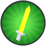 Roblox Treasure Quest - Badge You found the Thunder Blade!