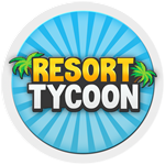 Roblox Tropical Resort Tycoon - Badge Thanks for playing!