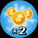 Roblox Unboxing Simulator - Shop Item 2x Coins