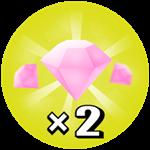 Roblox Unboxing Simulator - Shop Item 2x Gems