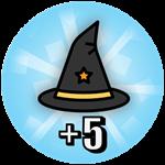 Roblox Unboxing Simulator - Shop Item +5 Hats