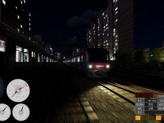 Hmmsim Metro – How to Drive Train 1 - steamlists.com