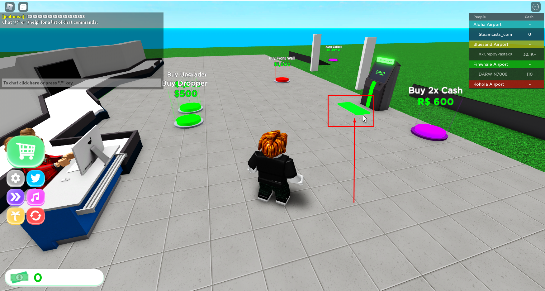 Roblox – Airport Tycoon can't start playing? 3 - steamlists.com