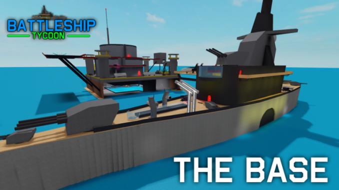 Roblox – Battleship Tycoon Codes (June 2021) 3 - steamlists.com