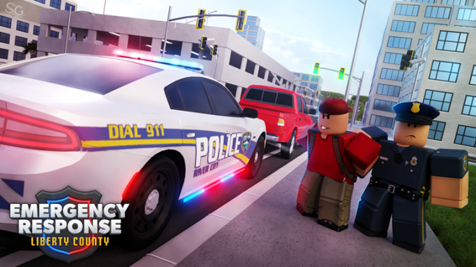 Roblox – Emergency Response Liberty County Codes (June 2021) 1 - steamlists.com