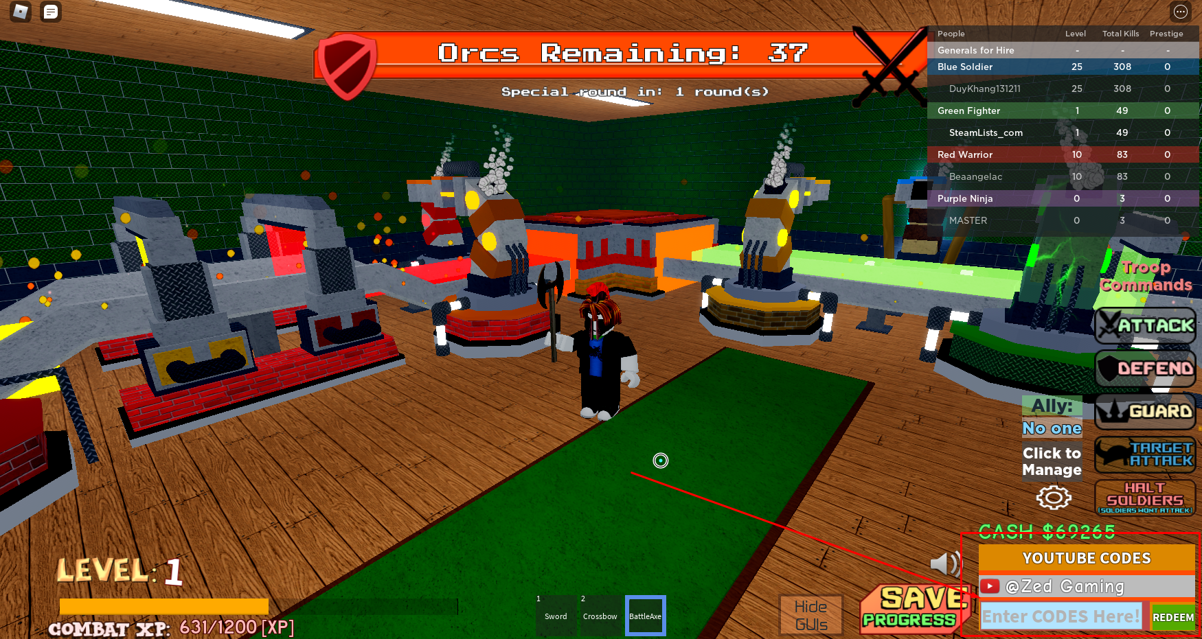 Roblox – Faction Defence Tycoon Codes (June 2021) 1 - steamlists.com