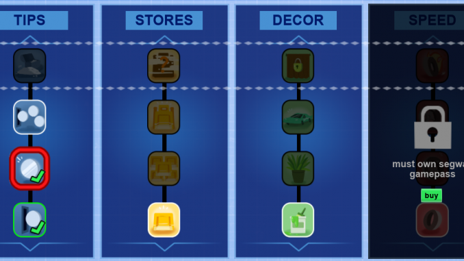 Roblox – Mall Tycoon Rebirth Points, Upgrades List, What to select? 14 - steamlists.com