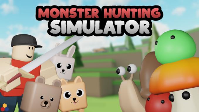 Roblox – Monster Hunting Simulator Codes (June 2021) 2 - steamlists.com