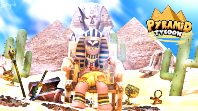 Roblox – Pyramid Tycoon Codes (June 2021) 1 - steamlists.com