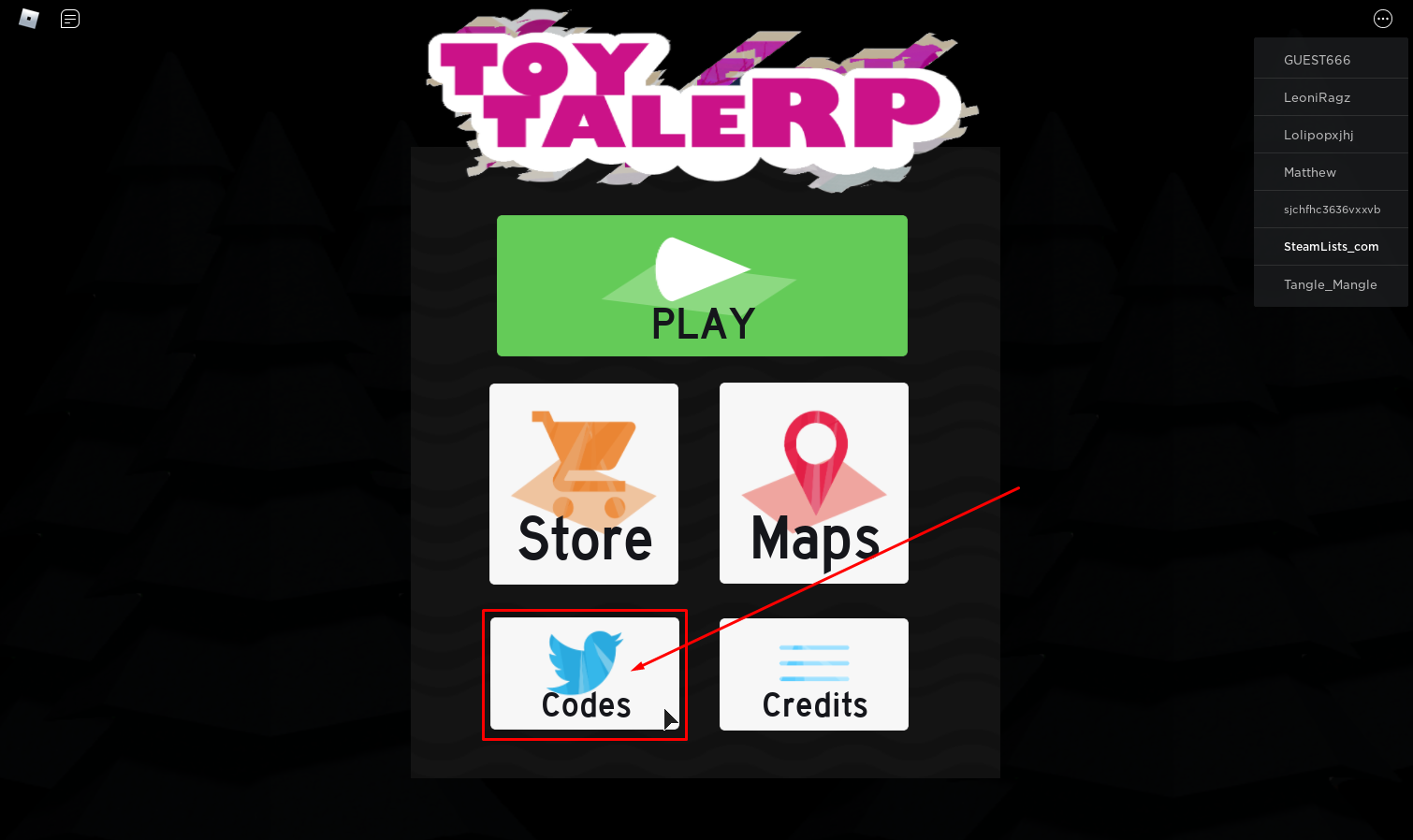 Roblox Toytale Roleplay Codes