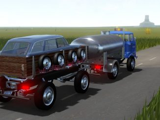 The Long Drive – How to Spawn in an Bus – Turck or Trailer 1 - steamlists.com