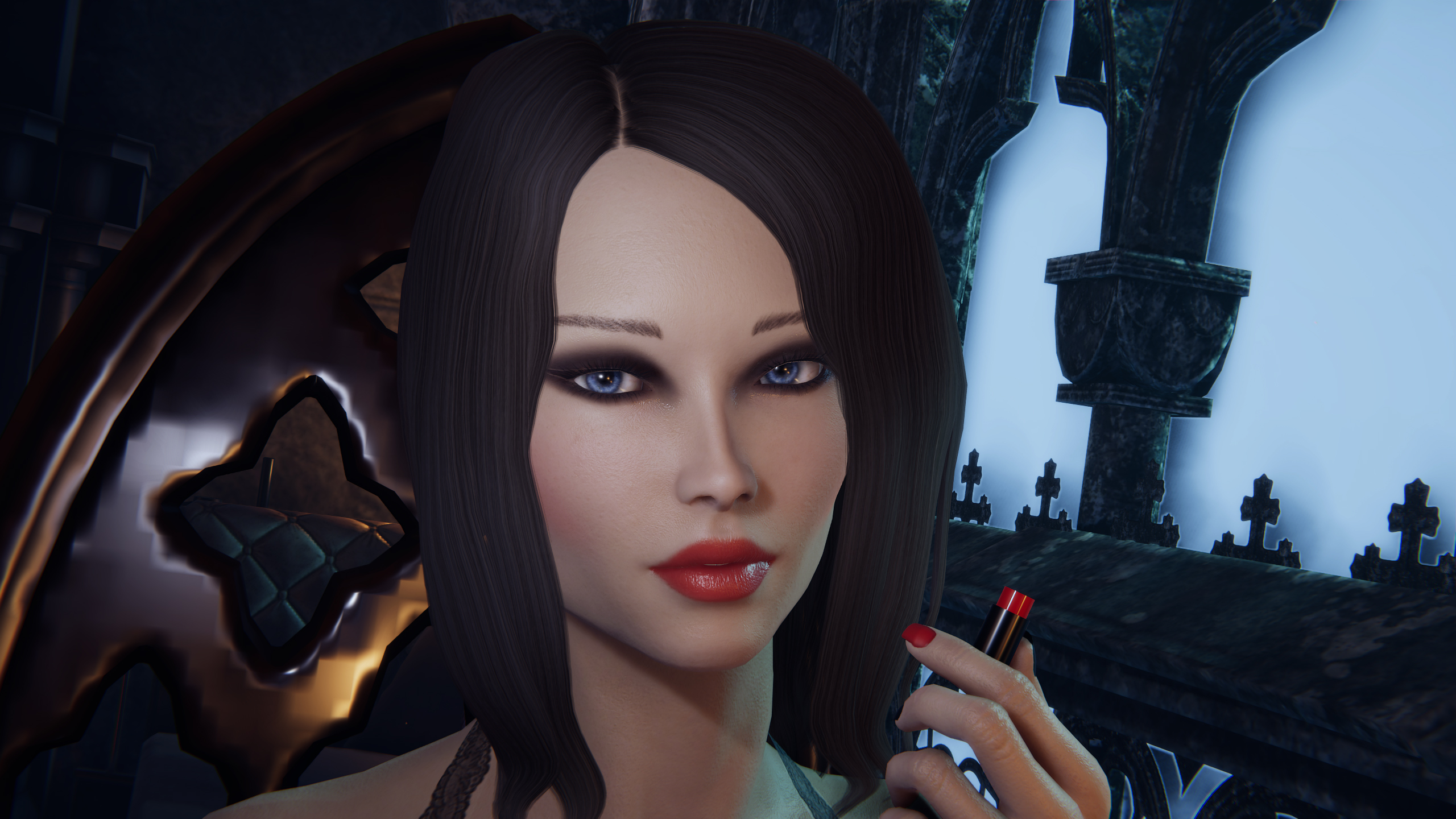 She Will Punish Them - Character Preset Guide + Install Mod